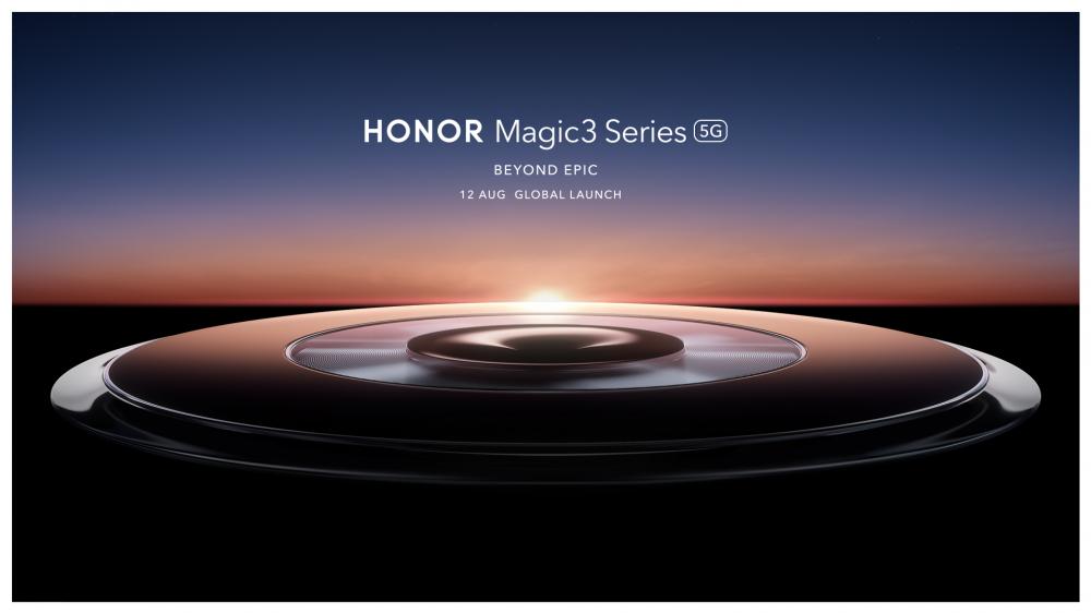 Honor Magic 3: αποκαλύπτεται στις 12 Αυγούστου