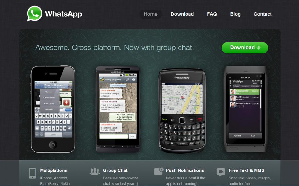 Τι συμβαίνει με το WhatsApp