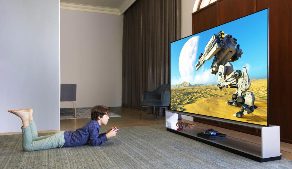 Μοναδική εμπειρία θέασης υπόσχονται οι νέες OLED τηλεοράσεις της LG