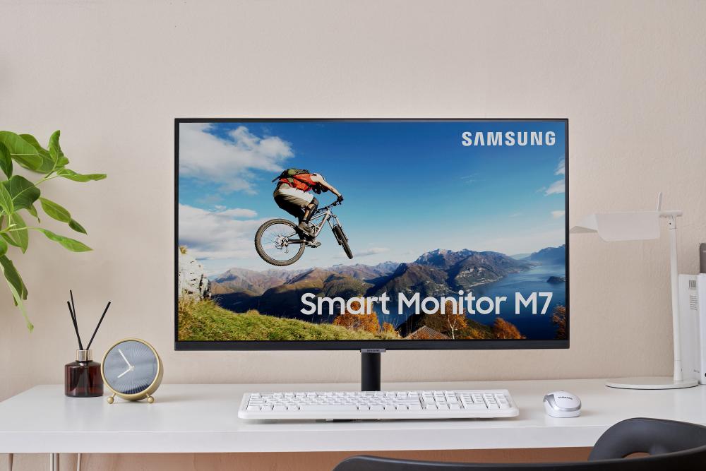 Samsung: διαθέσιμο σε Ελλάδα και Κύπρο το νέο lifestyle Smart Monitor