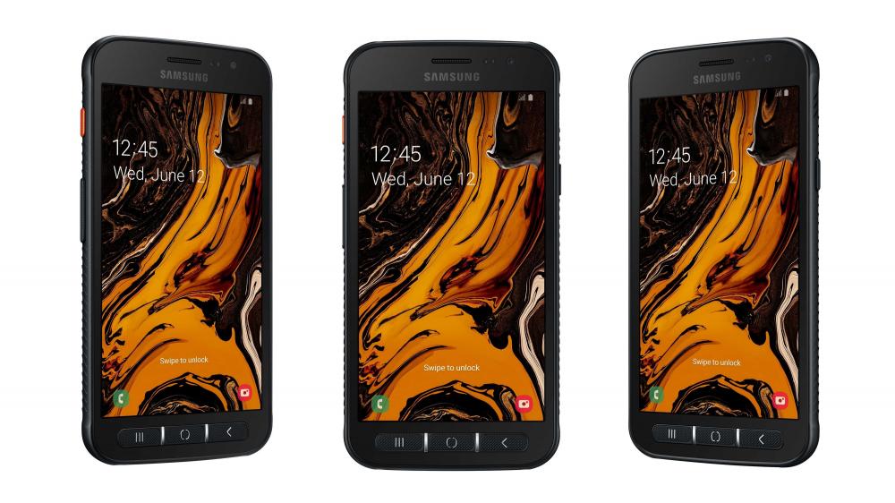 H Samsung ανακοίνωσε το σκληροτράχηλο smartphone XCover 4s