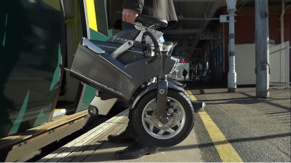 Το μέλλον της μετακίνησης στις πόλεις από τη Ford