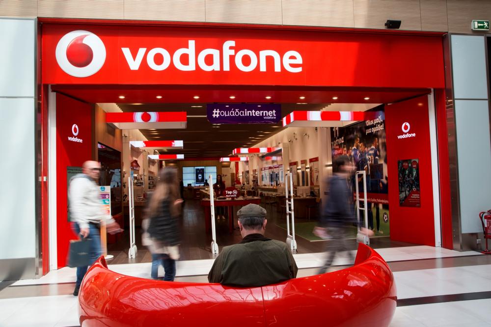 Πρόσημο θετικό για τη Vodafone Ελλάδος