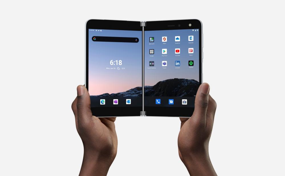 Το smartphone της Windows διπλώνει και έρχεται τον Σεπτέμβριο