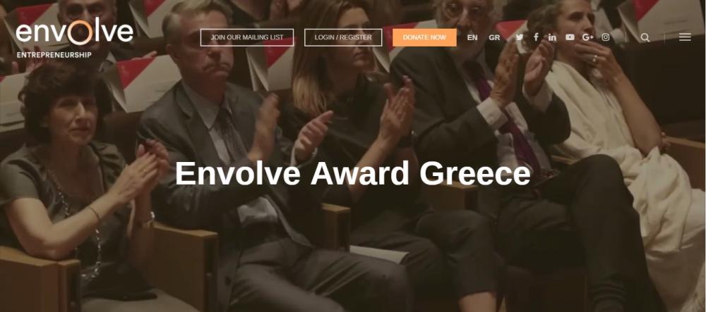 Envolve: ένας νέος παγκόσμιος οργανισμός υποστηρίζει τους νέους επιχειρηματίες