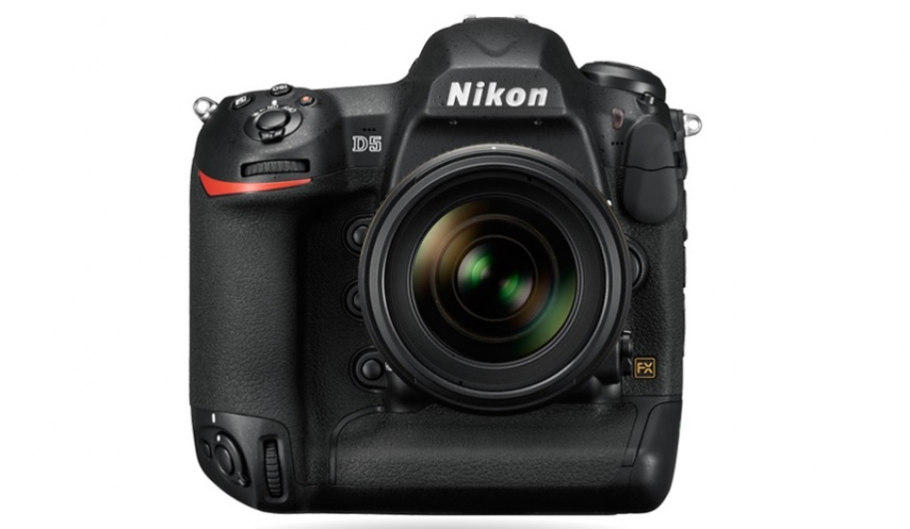 Nikon D5: η ιαπωνική εταιρεία παρουσίασε τη ναυαρχίδα της