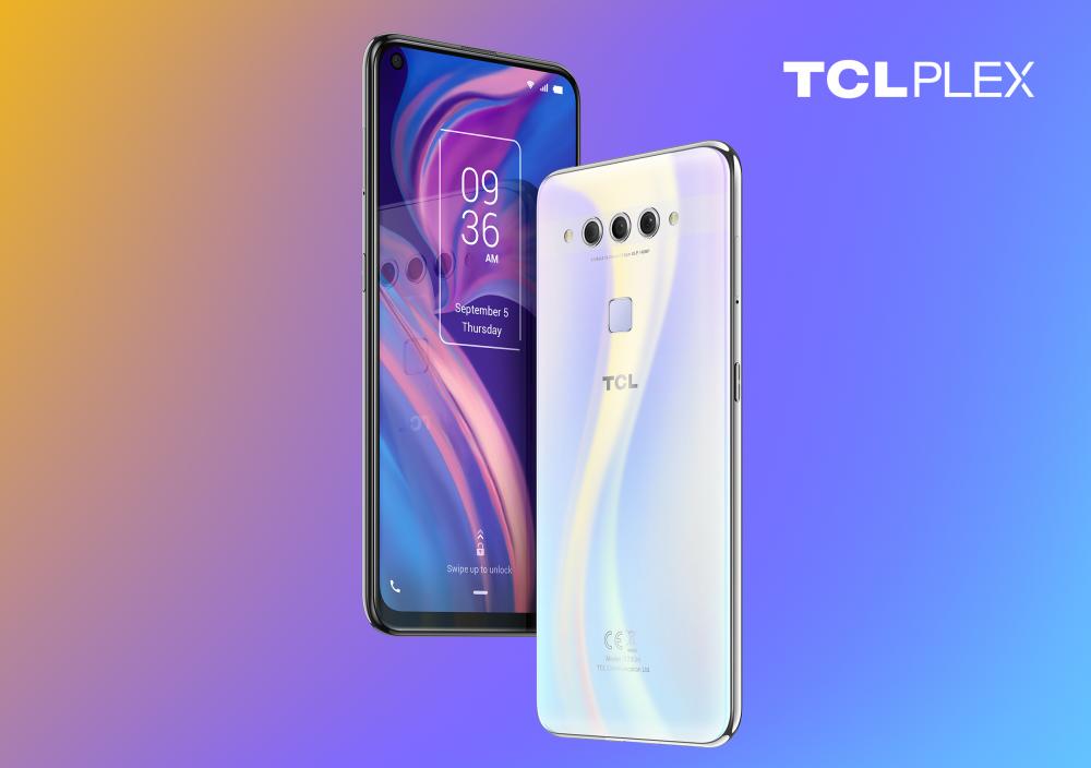 TCL Plex: το πρώτο smartphone της TCL για την ευρωπαϊκή αγορά