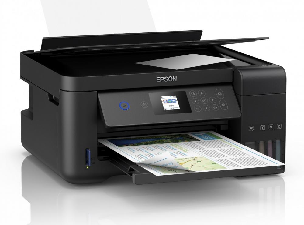Epson EcoTank ITS L4160 review