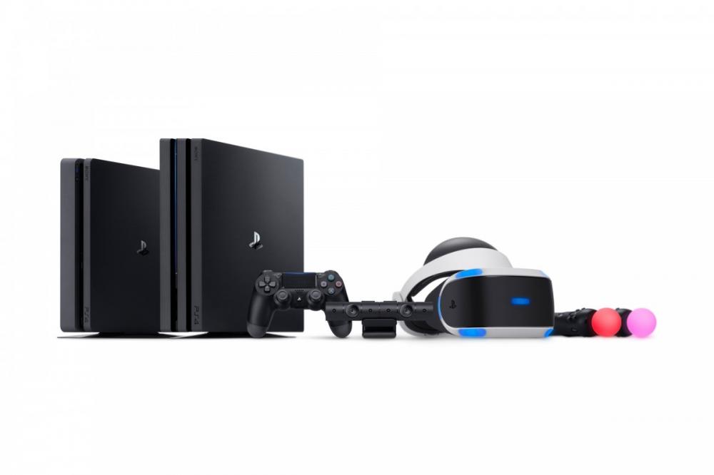 60 εκατομμύρια Sony Playstation 4