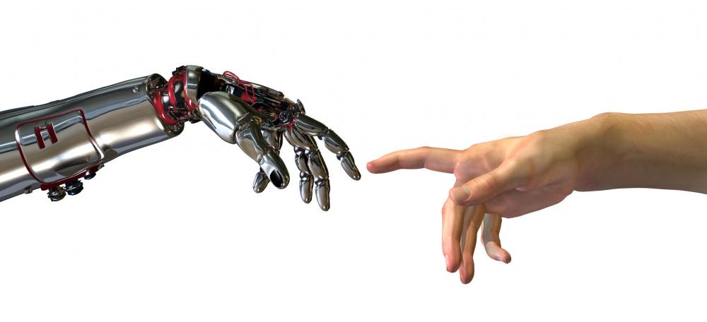 2030: ένας κόσμος μηχανών και ανθρώπων