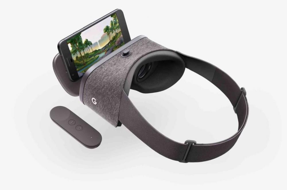10 Νοεμβρίου ξεκινάει η διάθεση του VR headset της Google