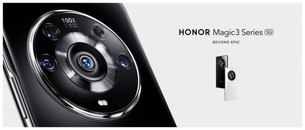 Honor: ανακοινώθηκε η premium σειρά Honor Magic3 Series