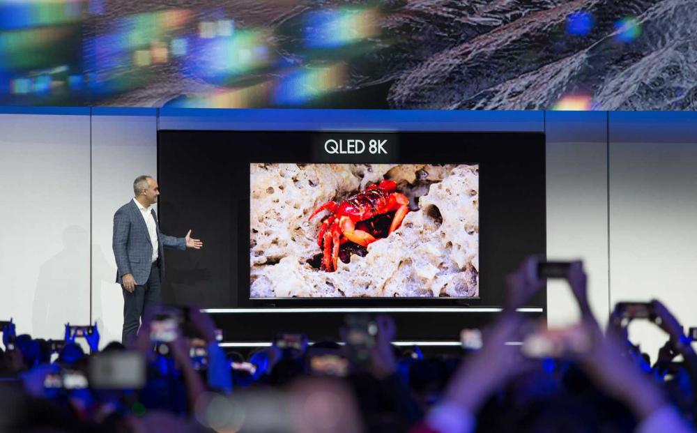 Η Samsung παρουσιάζει την πρότασή της για τον δικτυωμένο κόσμο