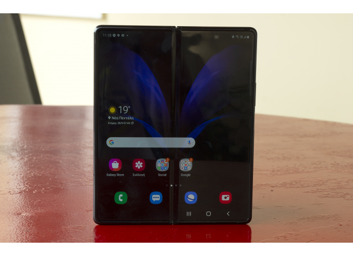 Samsung Galaxy Z Fold 2 review