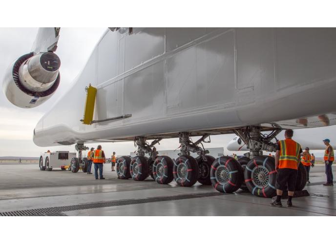 Αποκαλυπτήρια για το μεγαλύτερο αεροσκάφος στον κόσμο