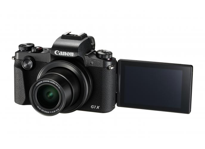Παρουσιάστηκε από την Canon η PowerShot G1 X Mark III