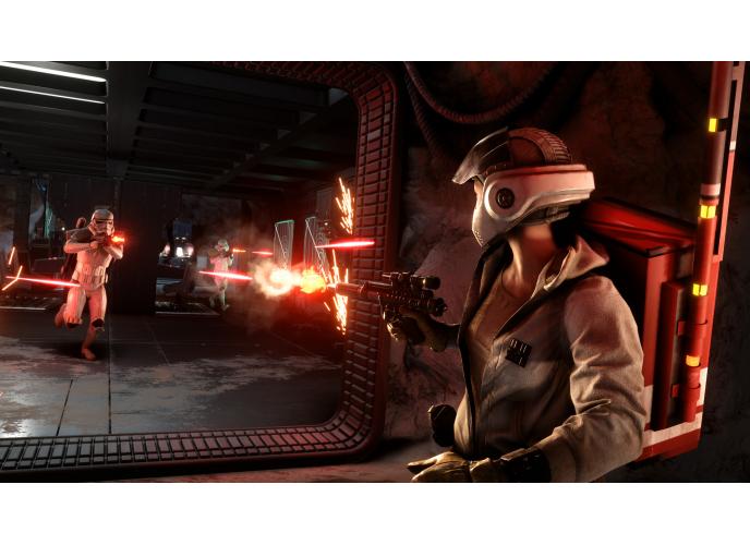 Star Wars: Battlefront Beta (PS4, Xbox One)