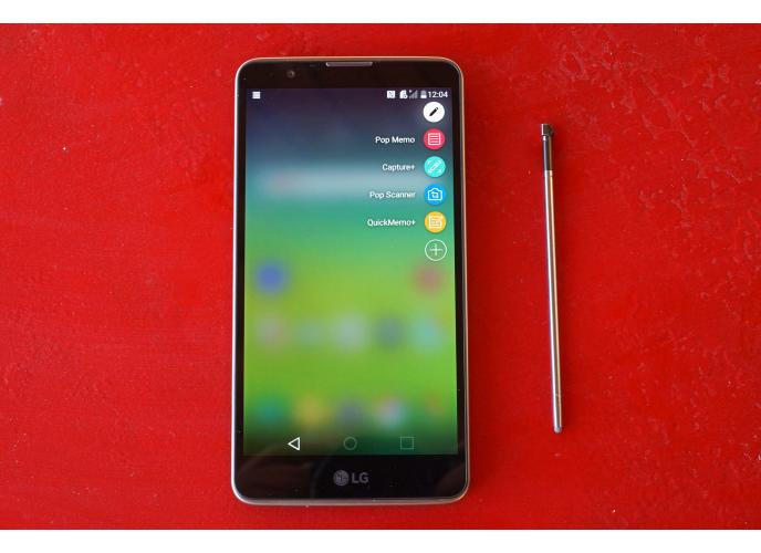 LG Stylus 2 review