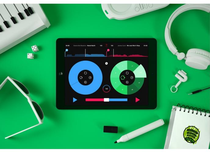 Μιξάρετε εκατομμύρια κομμάτια του Spotify