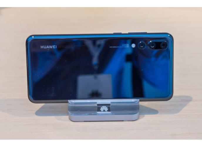 Αυτό είναι το Huawei P20