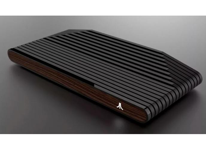 Οι πρώτες φωτογραφίες της κονσόλας της Atari