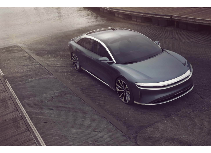 Lucid Air: o αντίπαλος του Tesla Model S έχει ισχύ που ξεπερνά τους 1.000 ίππους