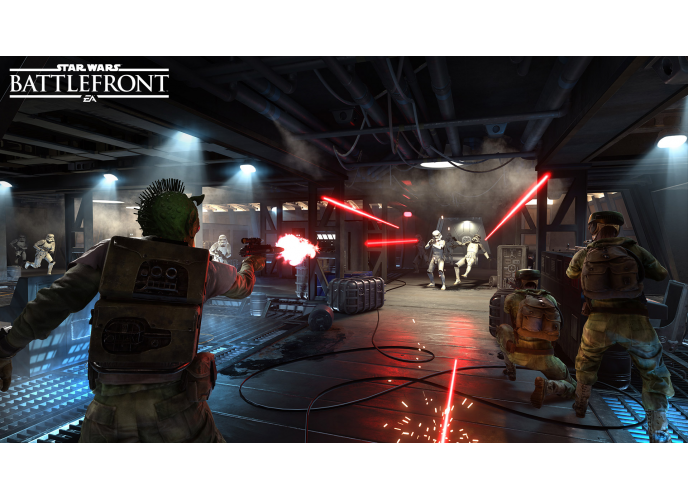 Star Wars: Battlefront Beta (PS4, Xbox One)