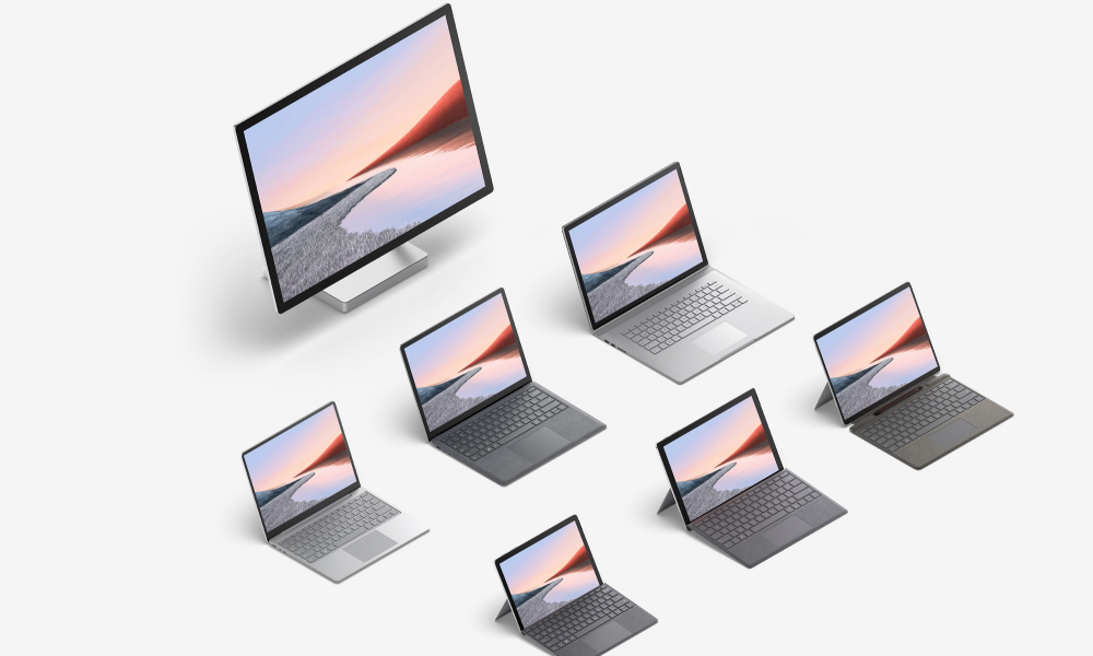 Microsoft Surface: ξεκινάει η κυκλοφορία των φορητών υπολογιστών στην Ελλάδα