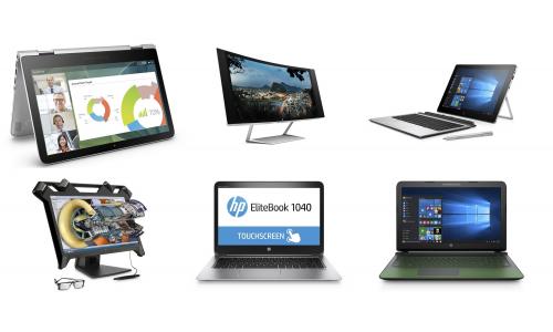 Nέα προϊόντα από την HP