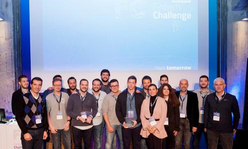 """Ολοκληρώθηκε με επιτυχία ο Διαγωνισμός Ψηφιακής Καινοτομίας """"Fintech Challenge '17"""" της Alpha Bank"""