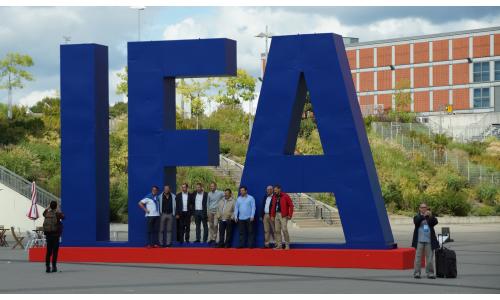 IFA 2016: η πρώτη μέρα
