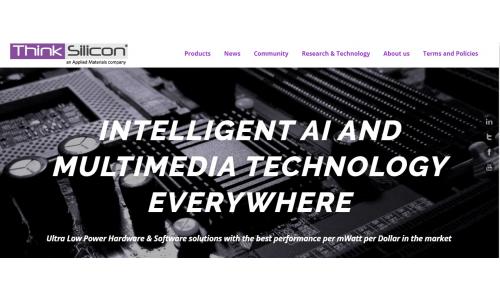 Εξαγορά της ελληνικής Think Silicon από την Applied Materials