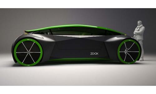 Η Amazon εξαγοράζει την Zoox