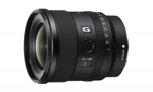 Sony: νέος full frame υπερ-ευρυγώνιος φακός FE 20mm F1.8 G