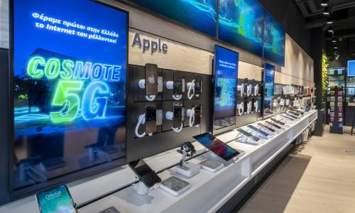 Cosmote: τα 21 έφθασαν τα πιστοποιημένα 5G smartphones στο δίκτυό της