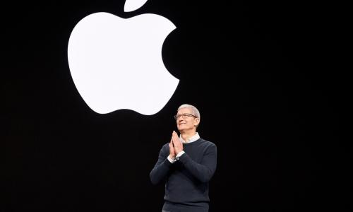 Στα 2 τρισ. δολάρια η αξία της Apple