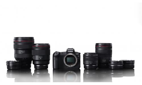 Παρουσιάστηκε και επίσημα στην Ελλάδα η Canon EOS R