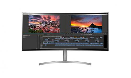 LG Electronics: νέα κυρτή 21:9 UltraWide οθόνη 38 ιντσών