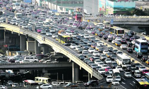 Ακόμα περισσότερα αυτό-οδηγούμενα στην Κίνα
