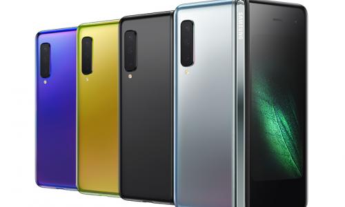 Samsung: το Galaxy Fold θα κυκλοφορήσει το Σεπτέμβριο