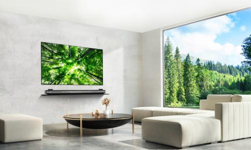 Στην Ελλάδα τα νέα μοντέλα τηλεοράσεων LG Signature OLED TV W8