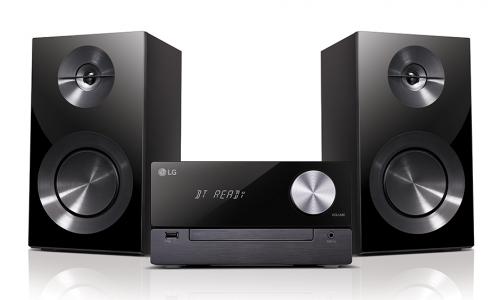 LG: νέα micro Hi-Fi ηχοσυστήματα για το σπίτι
