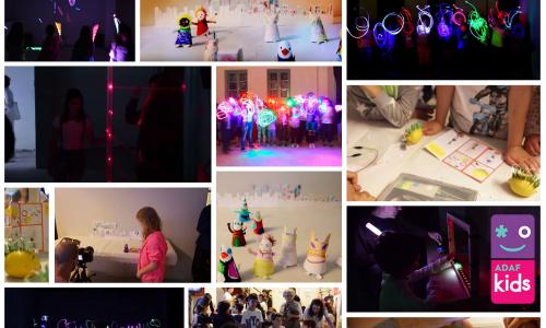 ADAF Kids: το φεστιβάλ ψηφιακών τεχνών για παιδιά επιστρέφει