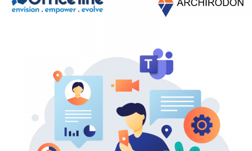 Office Line: Έργα modernization & collaboration στον Όμιλο Archirodon N.V.