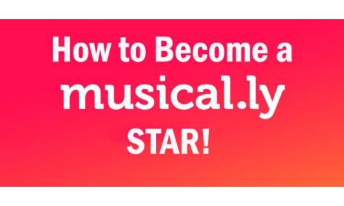 1 δις για την musical.ly