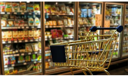 Στο 262% έφθασε η αύξηση στις αγορές από τα online supermarket το 2020