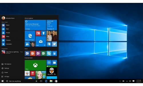 H εμπειρία δύο μηνών με τα Windows 10