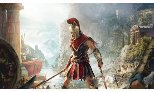 Παίζεις Assassin's Creed Odyssey μόνο με τον Chrome browser