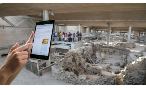 WiFi σε 20 αρχαιολογικούς χώρους από την Cosmote
