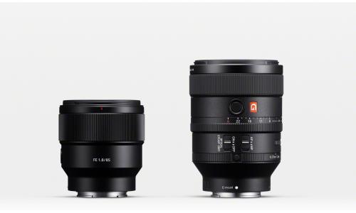 Sony: δύο νέοι φωτογραφικοί φακοί, ιδανικοί για πορτραίτα